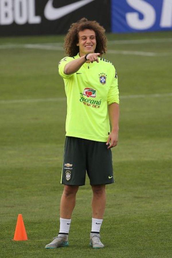 David Luiz (Brasil) Foto:Getty Images