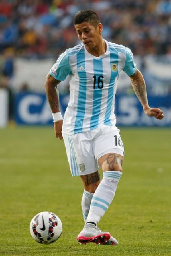 Marcos Rojo (Argentina) Foto:Getty Images