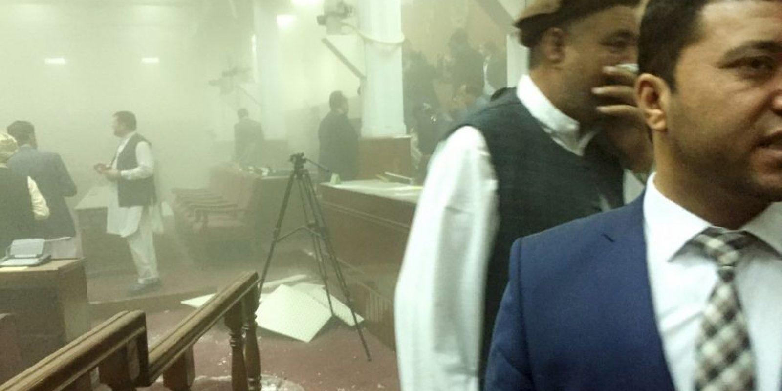 Fue un ataque con automóvil bomba Foto:AP