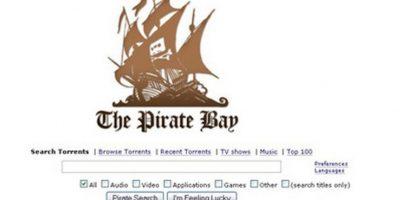 4) Pirate Bay Foto:Tumblr