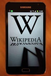 1. Wikipedia comenzó el 15 de enero de 2001 como complemento de una enciclopedia escrita y evaluada por expertos llamada Nupedia. Foto:Getty Images