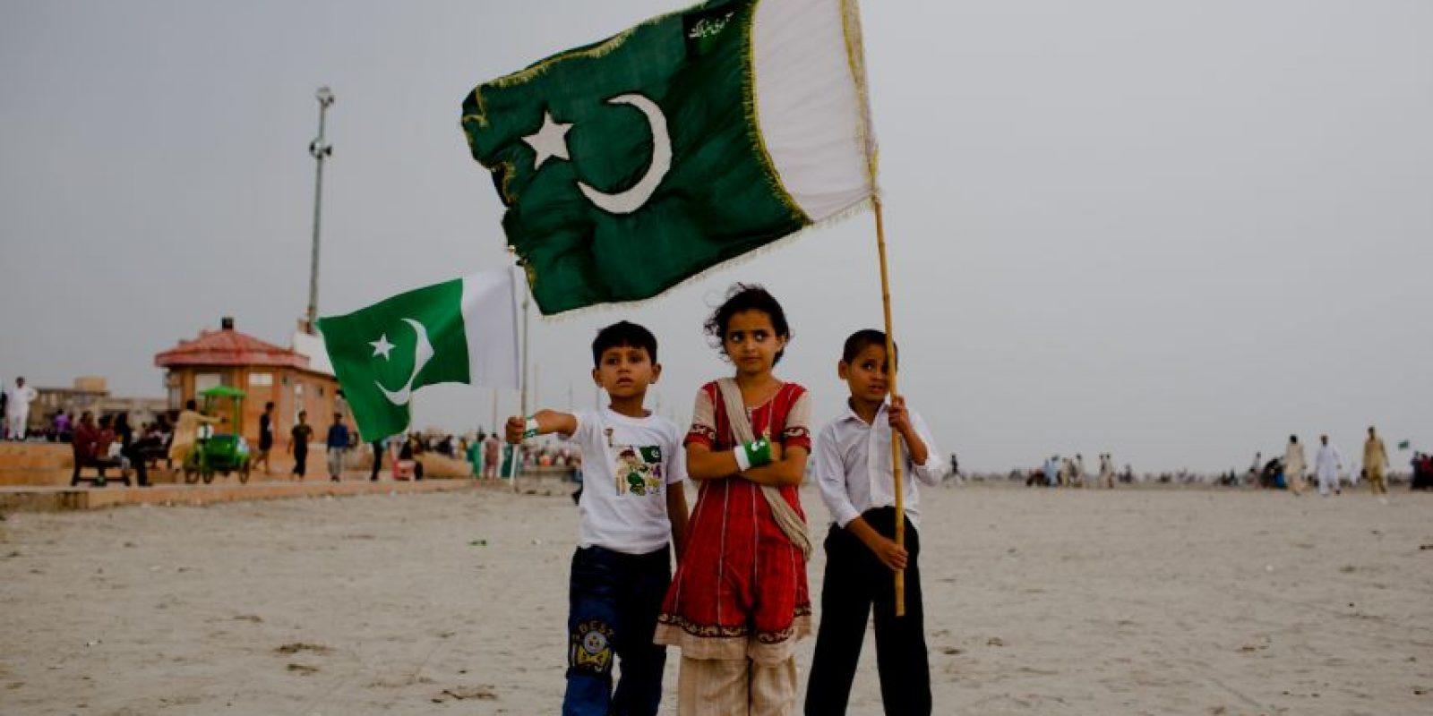 5. Karachi en Pakistán, 117 ug/m3 promedio al año. Foto:Getty Images