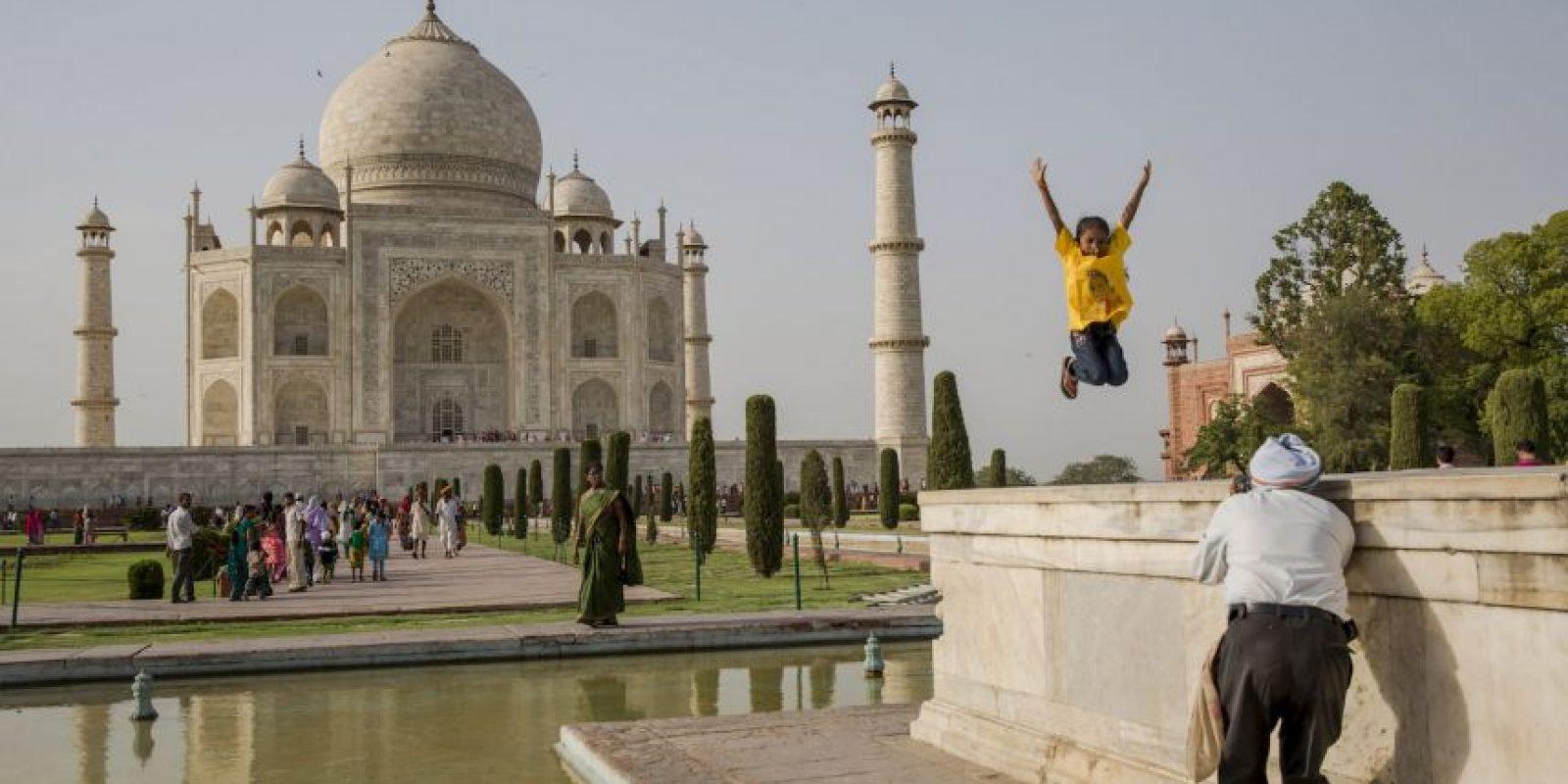 19. Agra, en India, 88 ug/m3 promedio al año. Foto: Getty Images