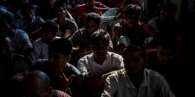 16. Idgir, en Bangladesh, con 90 ug/m3 promedio al año. Foto:Getty Images