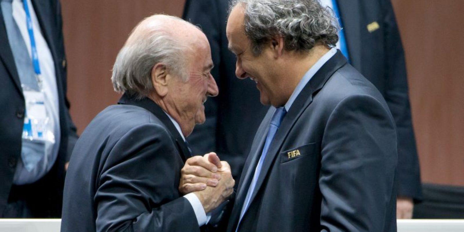 En esta ciudad estaban reunidos los máximos dirigentes de la FIFA pues su 65º Congreso arrancaría el 28 de mayo, y el 29 habría elecciones para escoger al nuevo presidente donde los candidatos eran Joseph Blatter y el príncipe Ali Bin Al-Hussein. Foto:Getty Images