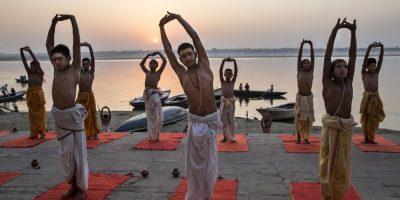 20. Khana, en India, 88 ug/m3 promedio al año. Foto:Getty Images