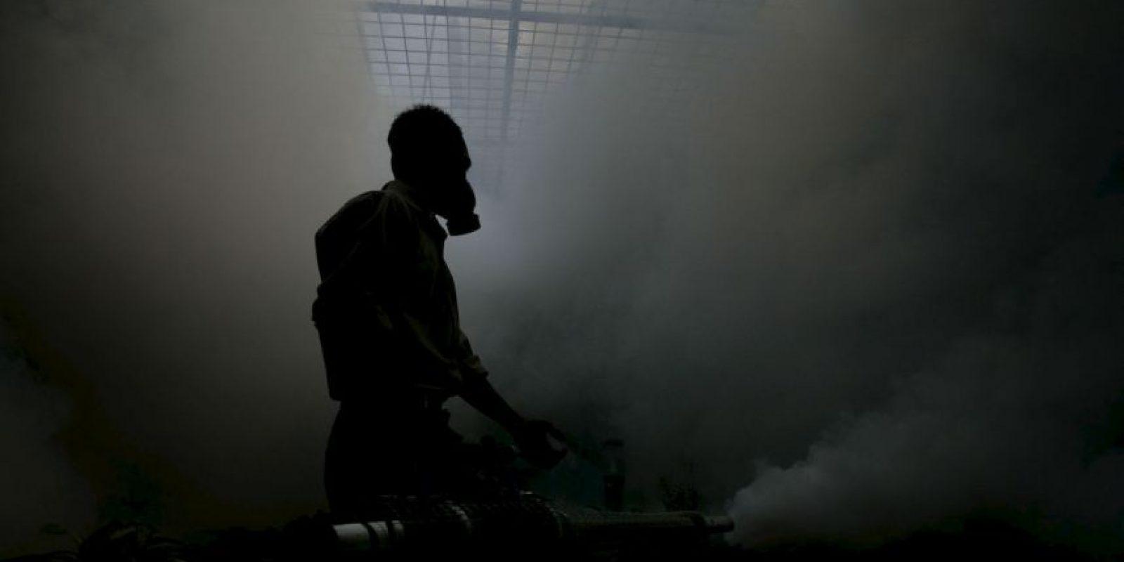 1. Luego de la picadura del mosquito los síntomas aparecen después de tres a doce días. Foto:Getty Images