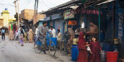 7. Rawalpindi, en Pakistán, con 107 ug/m3 promedio al año. Foto:Getty Images