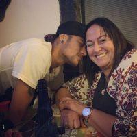 Tras dejar la concentración de Brasil en Chile, Neymar se refugió con su familia. Foto:Vía instagram.com/neymarjr