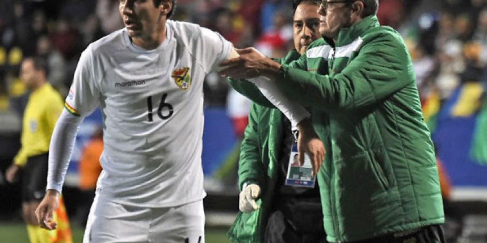 Bolivia vs. Perú / 25 de junio Foto:Vía twitter.com/FBF_futbol
