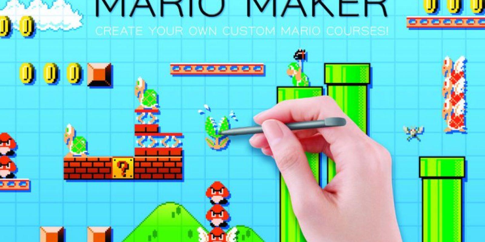 Super Mario Maker Foto:Nintendo