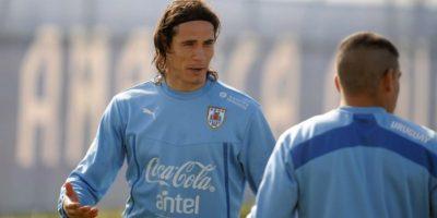 """Luis Cavani, el padre del delantero uruguayo, fue procesado por """"homicidio culpable"""" Foto:AFP"""