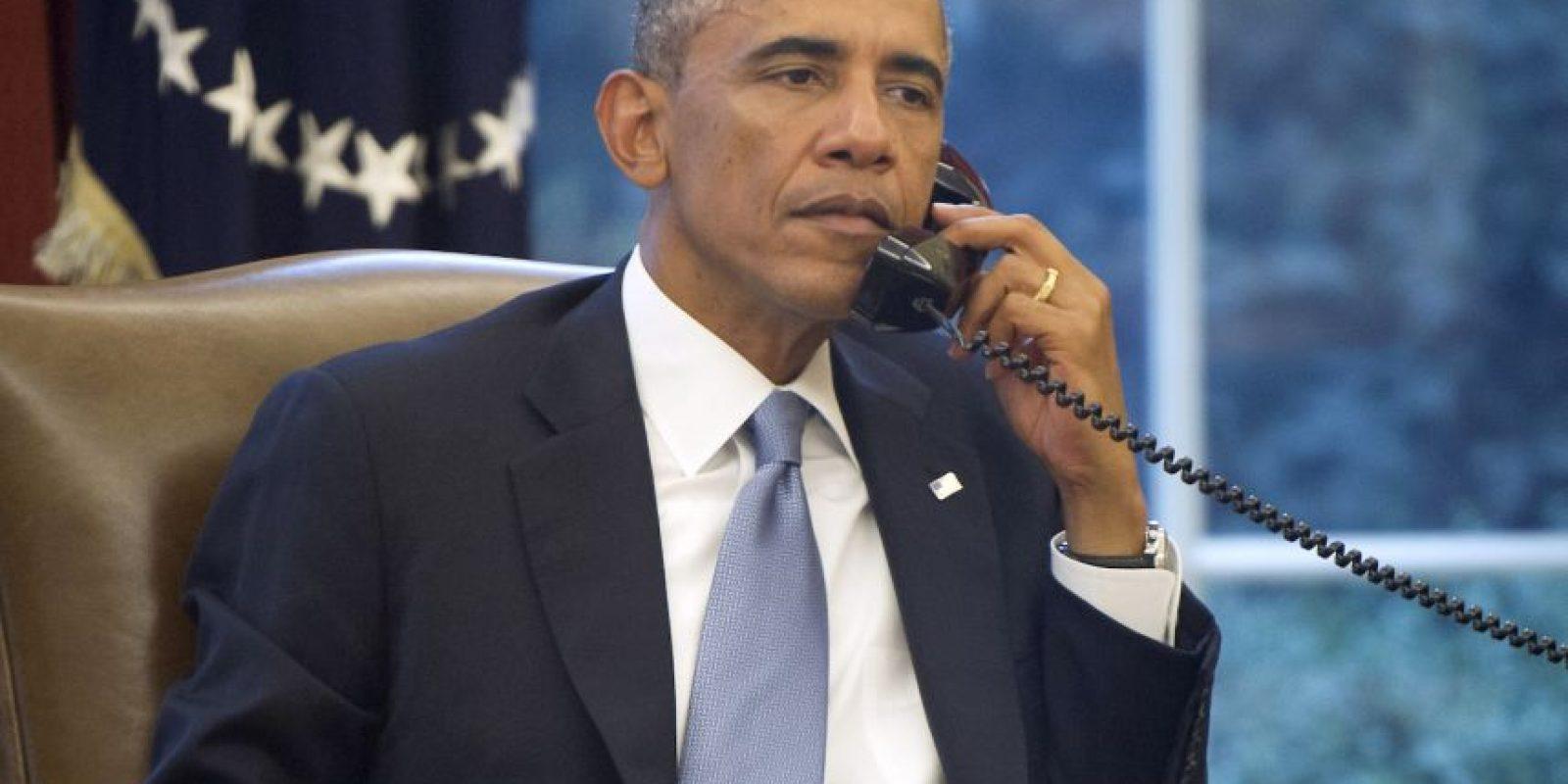 5. ¿Cuántos presidentes han sido espiados? Foto:vía Getty Images