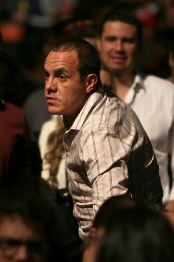 1. Cuauhtémoc Blanco Foto: Getty Images