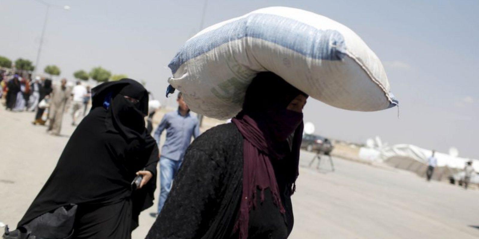 Así lo dio a conocer la Organización Internacional de Migraciones Foto:AFP