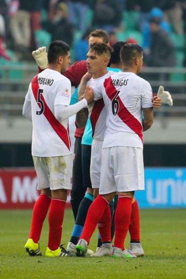 Sólo superó esta instancia en Bolivia 1997 y Argentina 2011, cuando llegó a semifinales. Foto:Getty Images