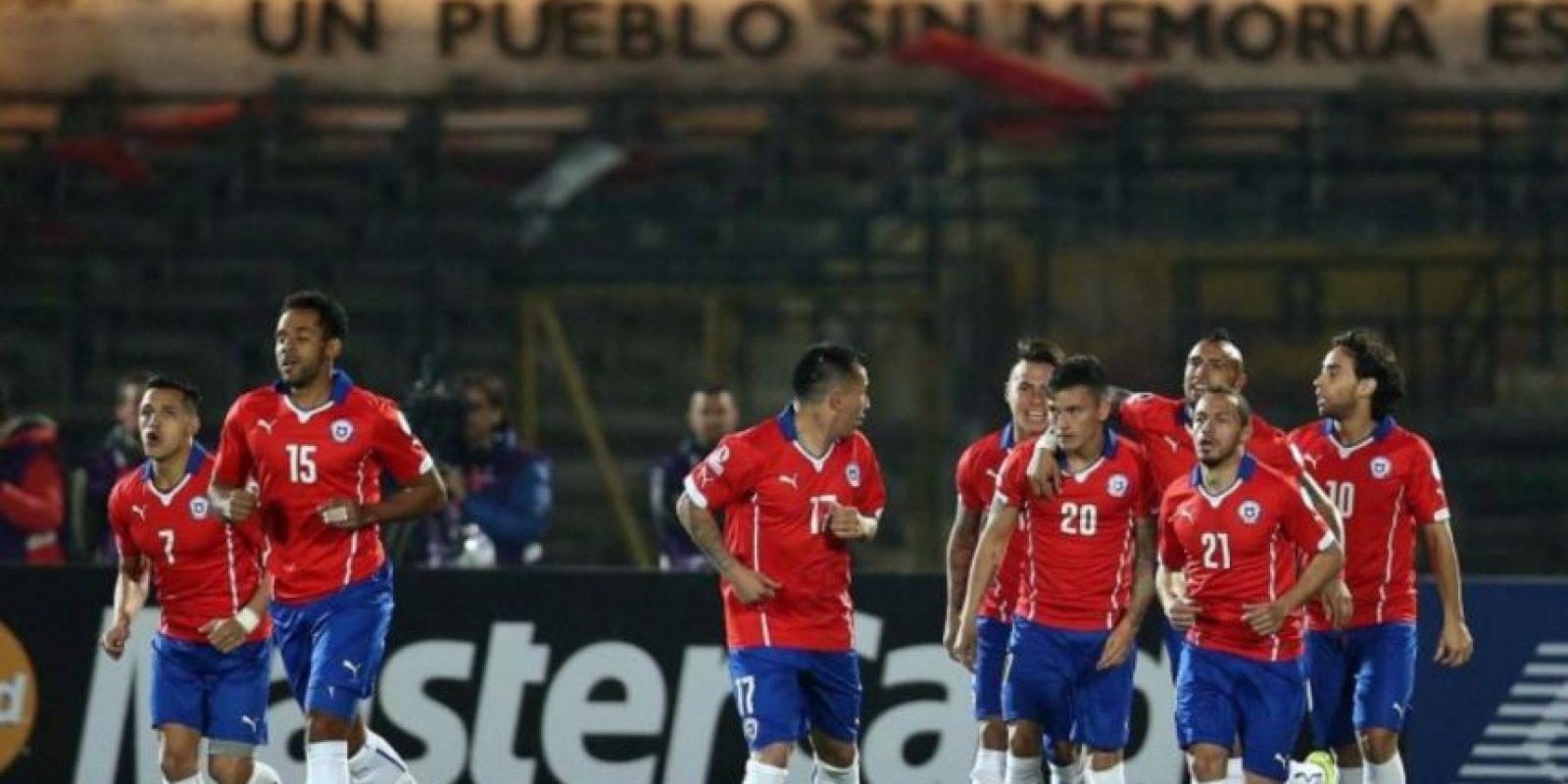 En Colombia 2001, Venezuela 2007 y Argentina 2011 calificó a cuartos de final, pero fue eliminado. En los demás torneos no superó la fase de grupos. Foto:Vía facebook.com/SeleccionChilena