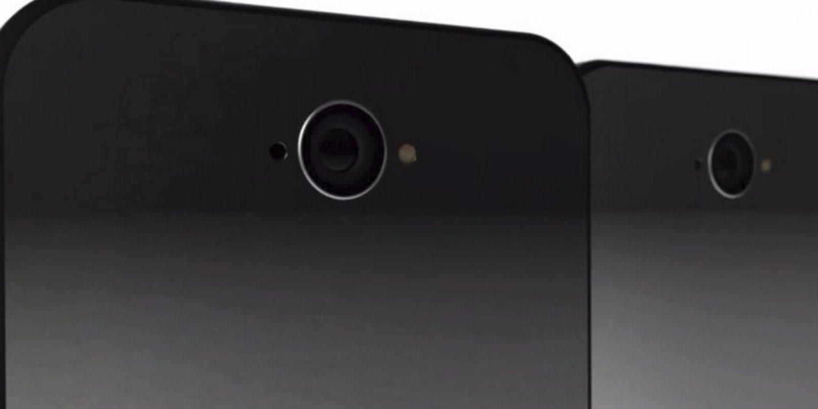 El desarrollador Hamza Hood indicó que en el próximo celular, la cámara frontal tendrá capacidad de gravar videos a 1080p y cámara lenta de 240fps. Foto:Tumblr