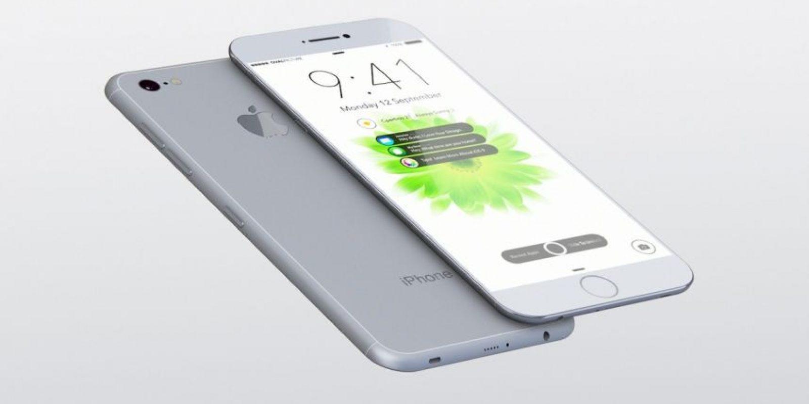 Con la inclusión de Force-Touch, Apple lograría darle una mayor fuerza a su pantalla y permitir que los usuarios interactúen de más formas con su iPhone. Foto:Tumblr