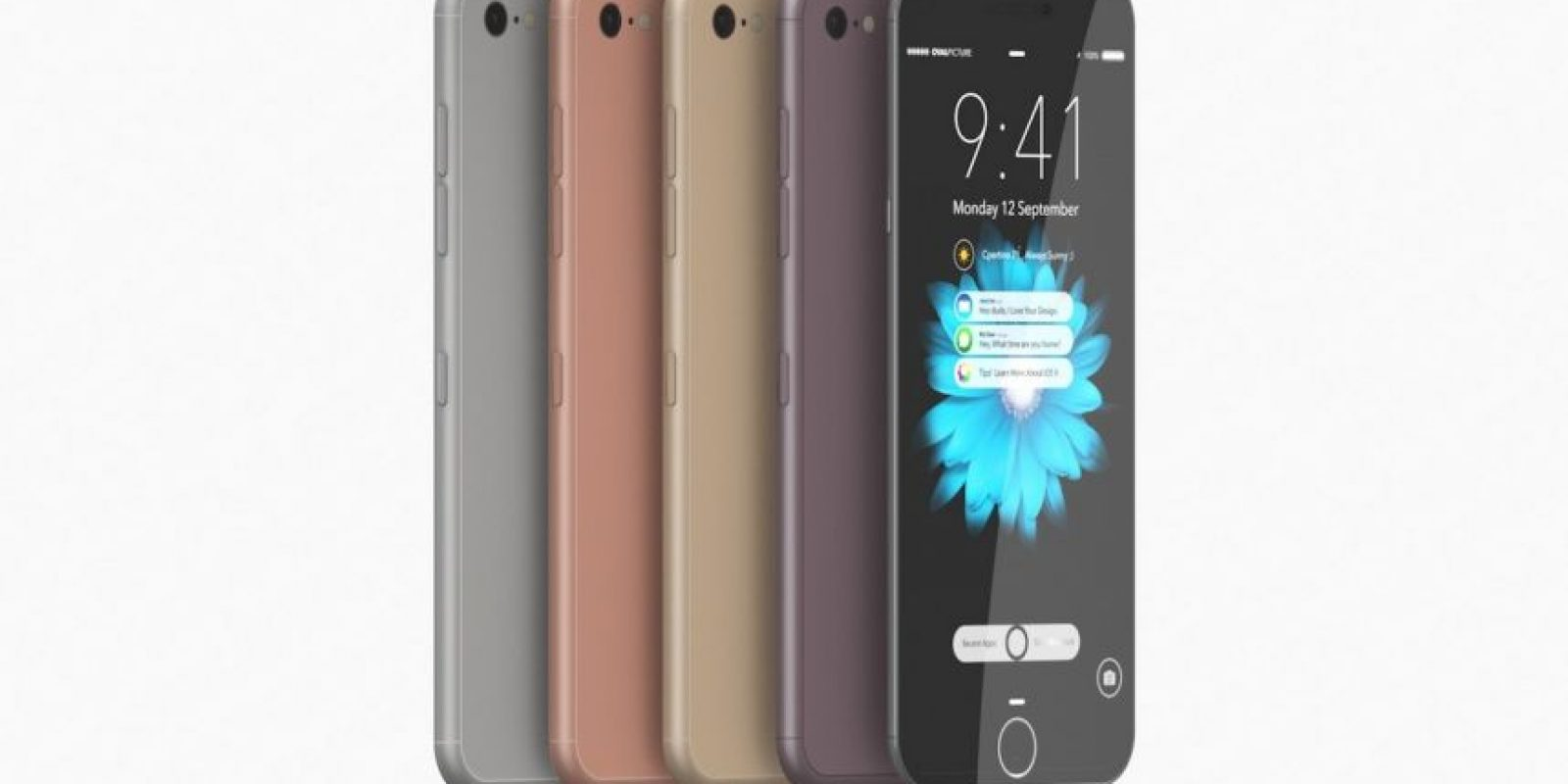 """De acuerdo con el analista Ming-Chi Kuo, citado por 9to5Mac, """"los cambios podrían ser lo suficientemente importantes para llamar a su nuevo dispositivo iPhone 7"""". Foto:Tumblr"""
