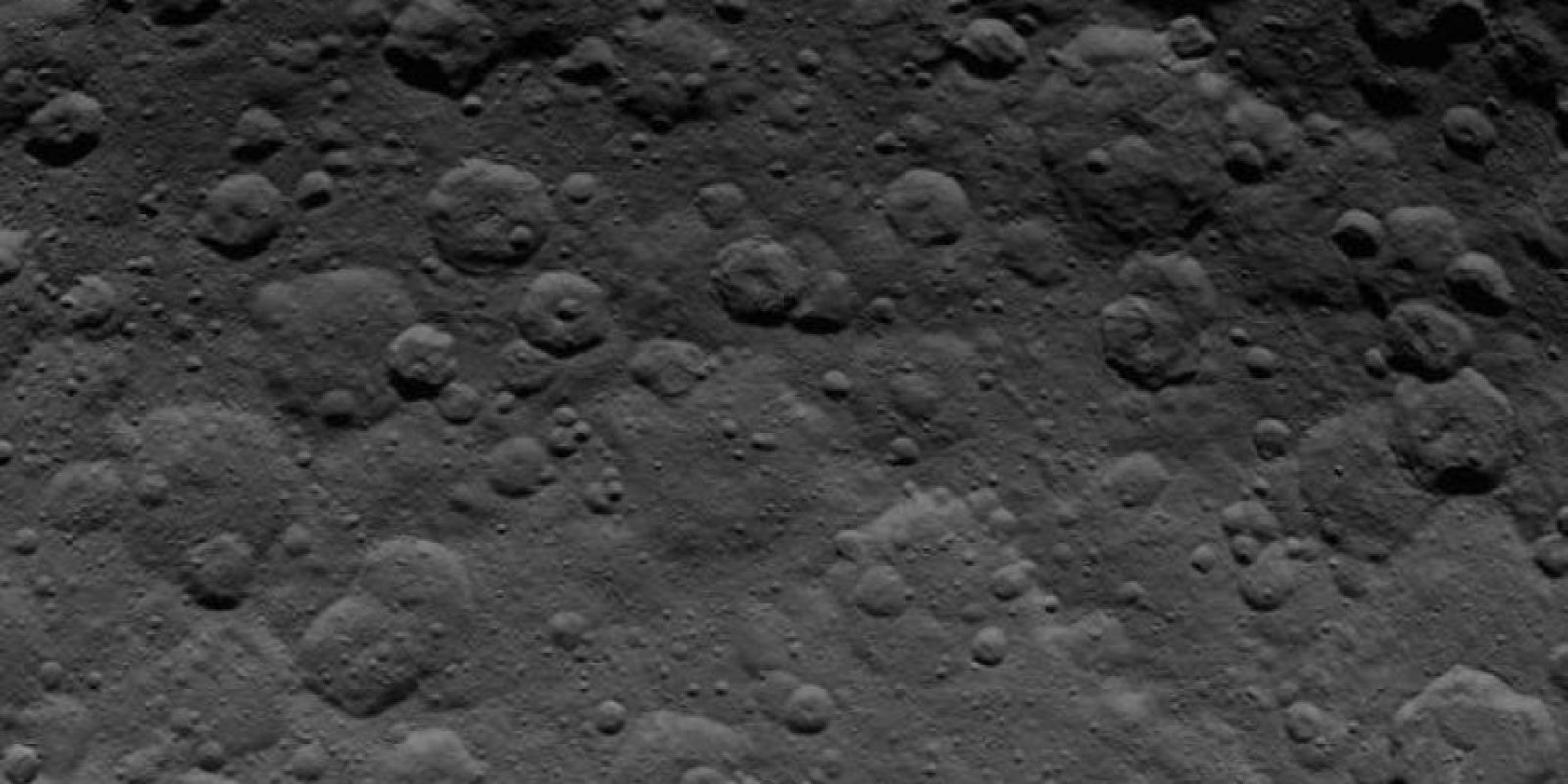 También se cree que podría tener una atmósfera. Foto:NASA