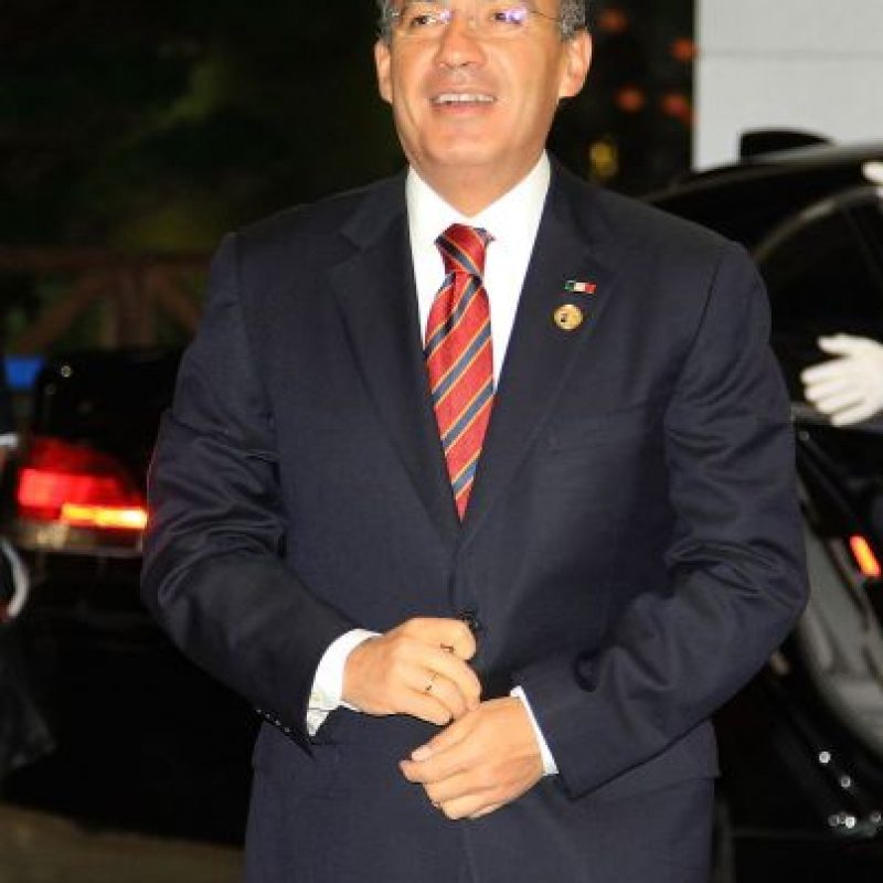 Felipe Calderón Foto: Getty Images