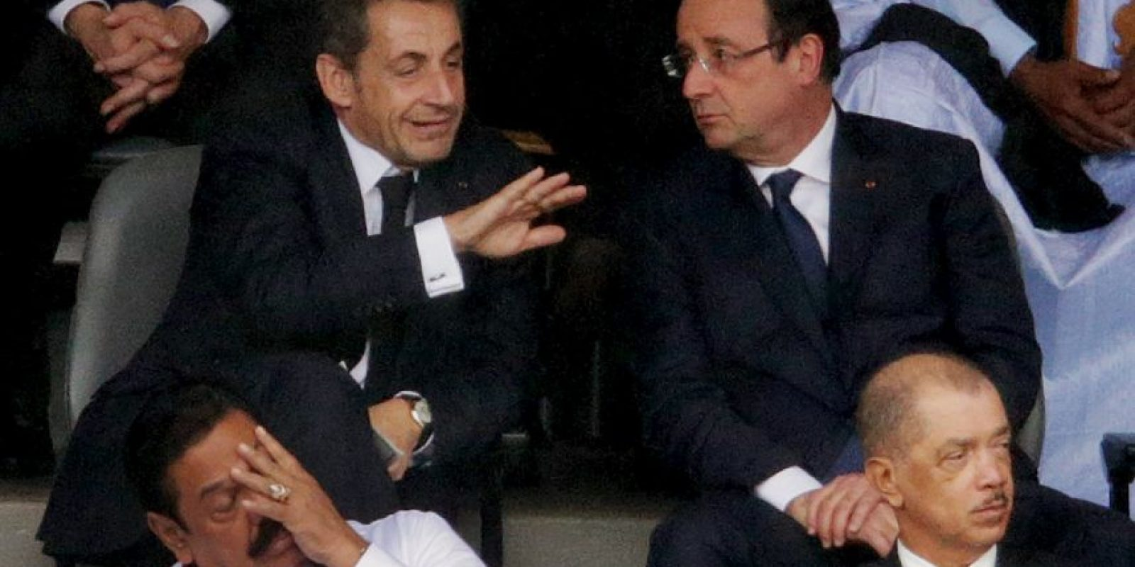 Nicolas Sarkozy Foto: Getty Images