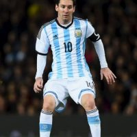 """A pesar de su discreta actuación hasta el momento, la """"Pulga"""" es el más buscado de todos los futbolistas que están en Chile 2015. Foto:Getty Images"""