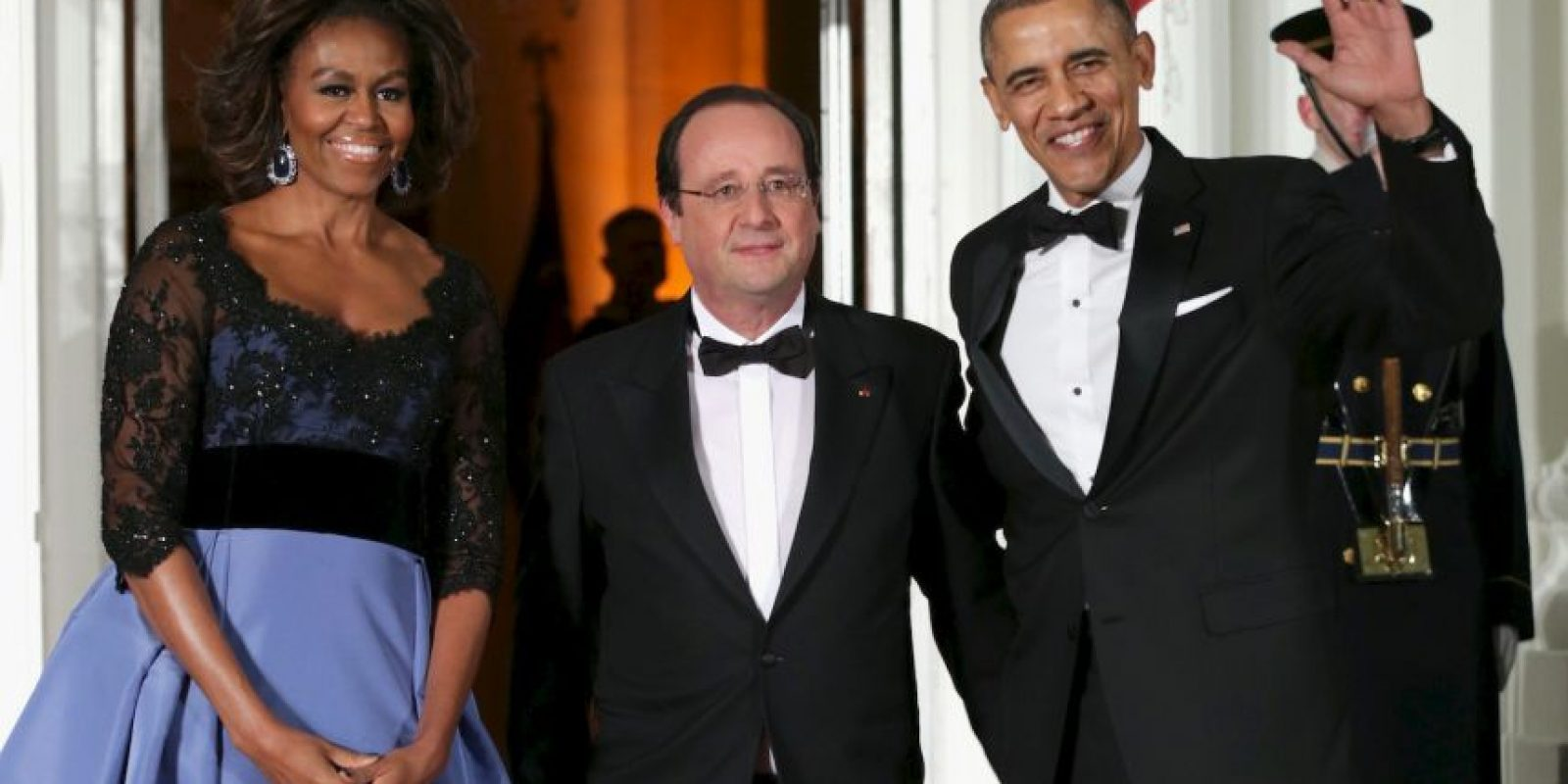 1. Francois Hollande Foto: Getty Images