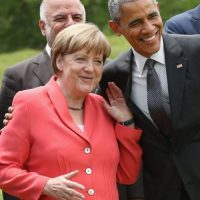 4. Angela Merkel- Foto: Getty Images