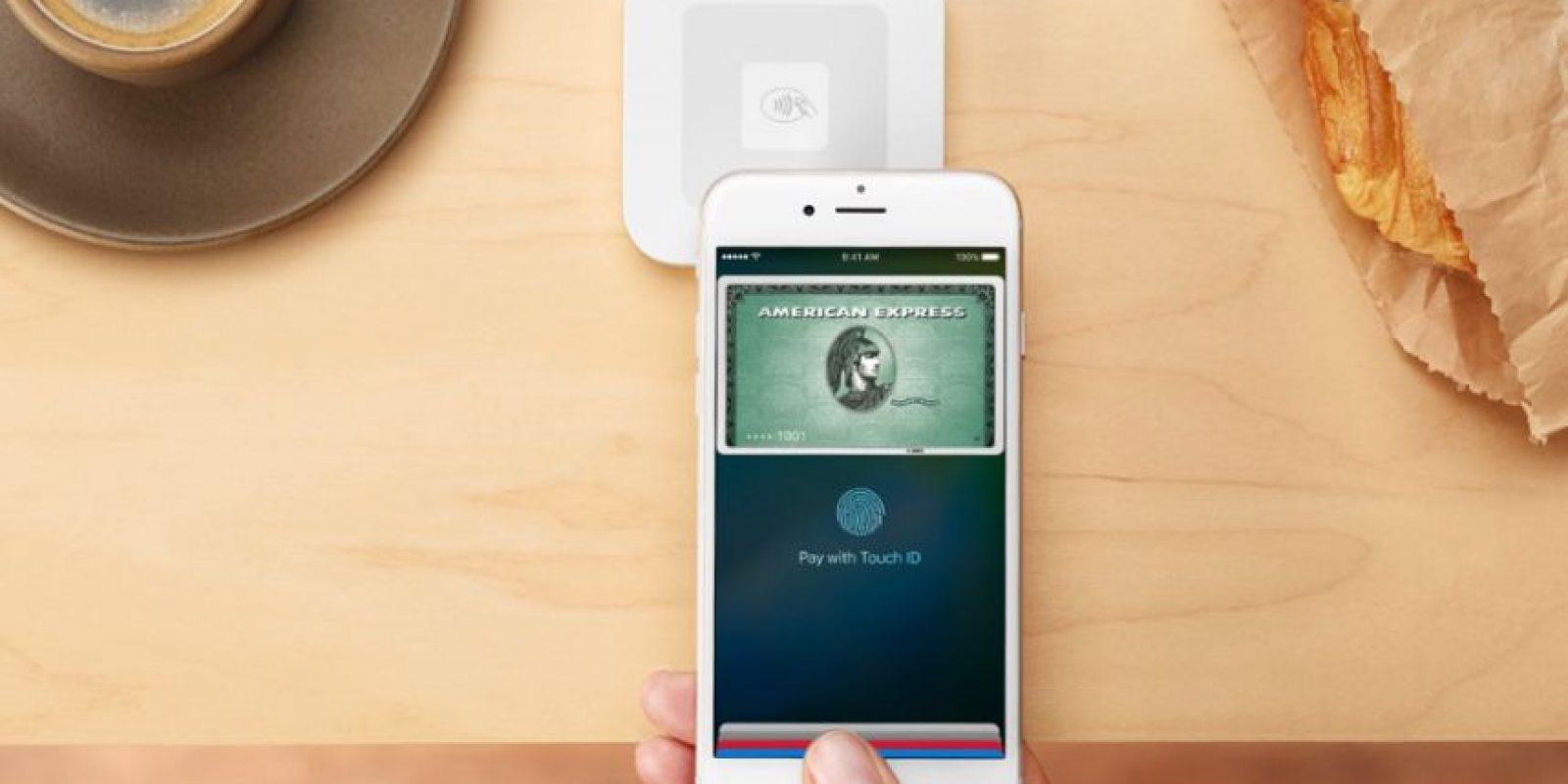 Podrán utilizar el método biomédico para realizar la transacción Foto:Apple