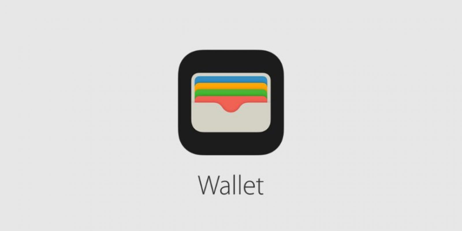 También se anunció la actualización de apps como Wallet Foto:Apple