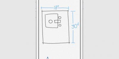 Con la que podrán escribir como si fuera papel Foto:Apple