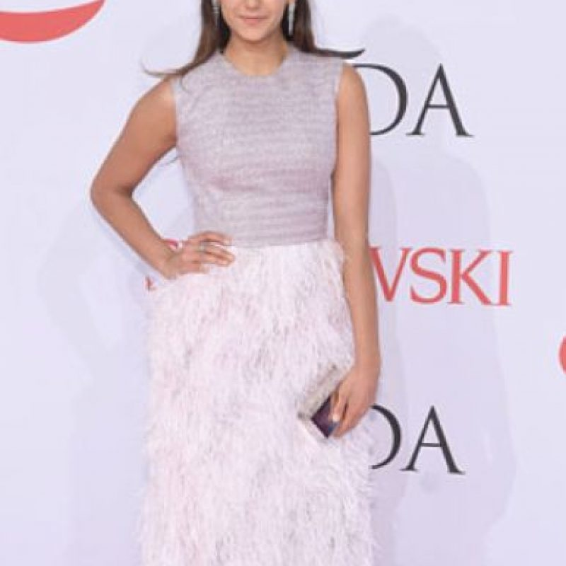 Nina Dobrev en Leela Rose. Foto: vía Getty Images