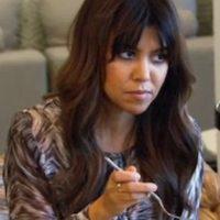 También de la colección de las Kardashian. Foto:vía E!
