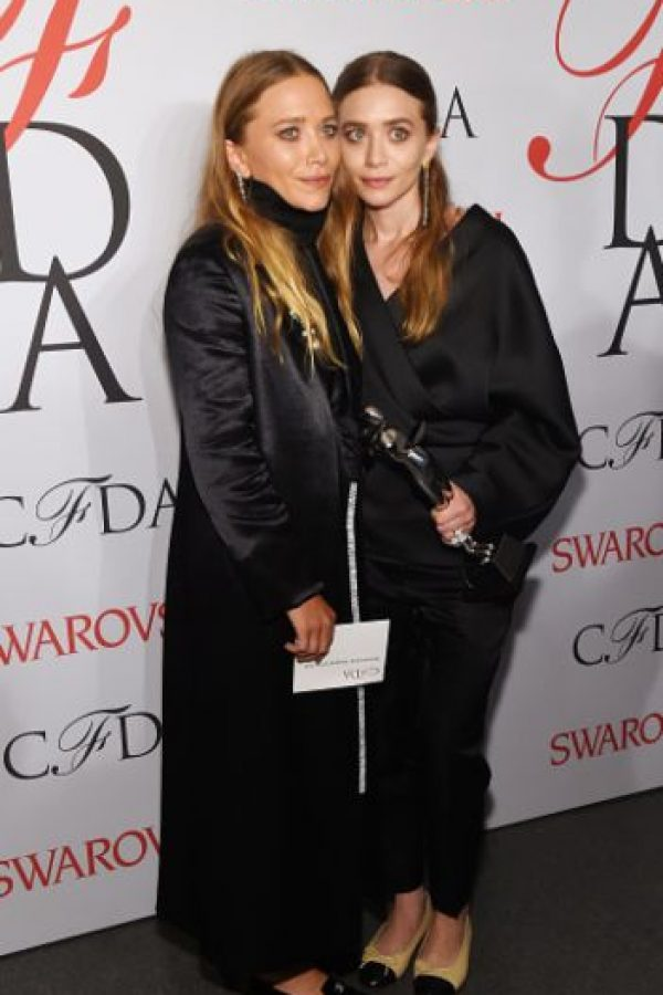 """Pura vanguardia y sobriedad. Así son las gemelas Olsen con """"The Row"""". Foto:vía Getty Images"""
