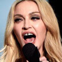 Sí, es Madonna. Foto:vía Getty Images