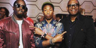 """Forma parte del dúo """"The Neptunes"""" con Chad Hugo, así como del grupo de rap/rock """"N.E.R.D"""" junto con Hugo y Shae Haley Foto:instagram.com/pharrell/"""