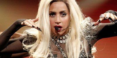 """Lady Gaga se sigue sintiendo rara: """"Me sigo sintiendo la mujer extraña e incomprendida que era en la escuela, pero con mucha más gente para salir"""". Esto lo dijo citada por el portal Huffington Post. Foto:vía Getty Images"""