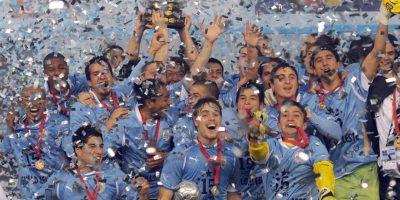 """Enfrentar a Uruguay en la segunda fase de la Copa América es peligroso… Los """"Charrúas"""" han eliminado a cuatro anfitriones en las últimas Copa América. Foto:AFP"""