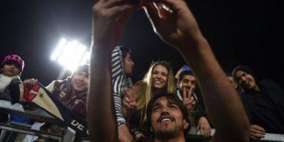 Partían como víctimas del Grupo A Foto:AFP