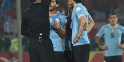 COPA AMÉRICA: Uruguayos se quejan del polémico arbitraje en los cuartos de final
