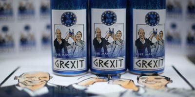 En caso de que Grecia salga de la Eurozona, el panorama sería complicado Foto:AFP