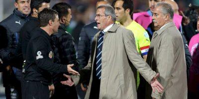 El duelo entre Chile y Uruguay de los cuartos de final de la Copa América terminó con polémica. Foto:Vía facebook.com/SeleccionChilena