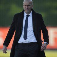 Fue tanta la devoción que Zinedine Zidane le tuvo al futbolista uruguayo que su primer hijo se llama Enzo en su honor. Foto:Getty Images