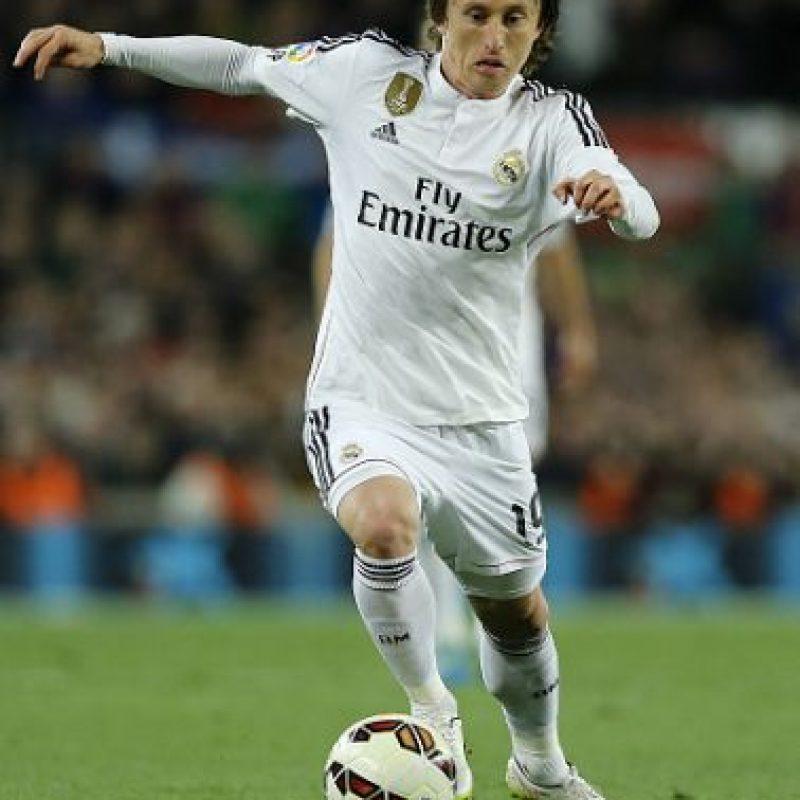 8. Luka Modric: 4.5 millones de euros. Foto:Getty Images
