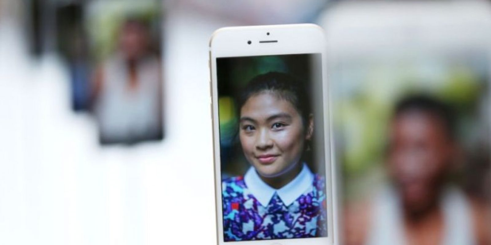 Procesador: Apple A8 de 64 bits con microprocesador M8. Foto:Getty Images