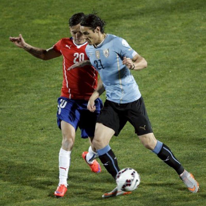 El delantero se fue al minuto 62 Foto:AFP