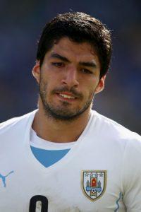 2. Luis Suárez Foto:Getty Images