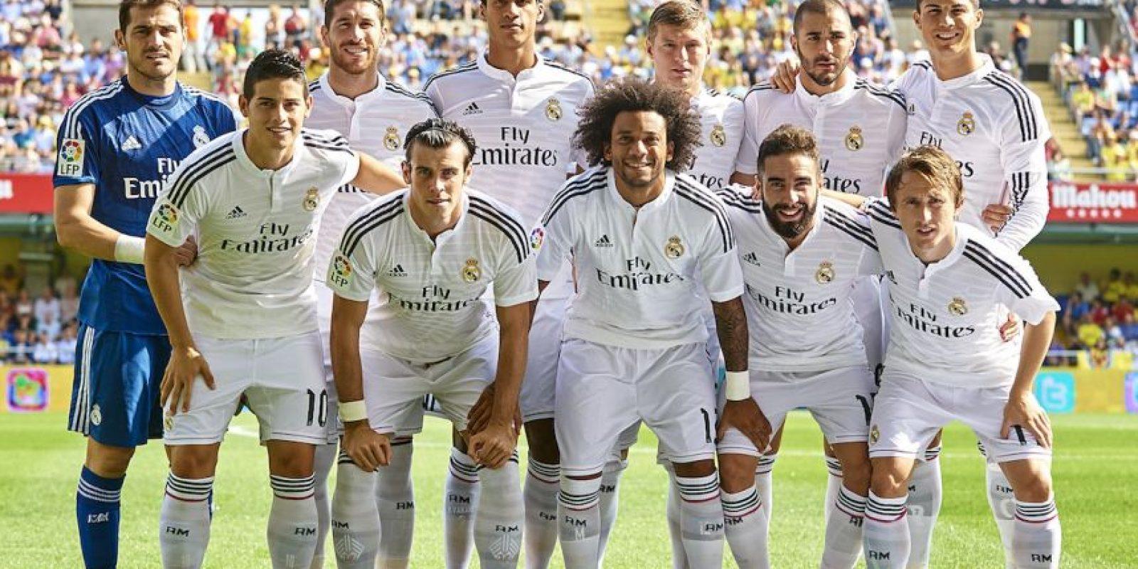De menor a mayor, estos son los sueldos de los futbolistas del Real Madrid. Foto:Getty Images